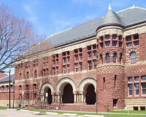 Law School. Photo per Wikipedia.